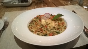 This was by far the best #risotto I ever had